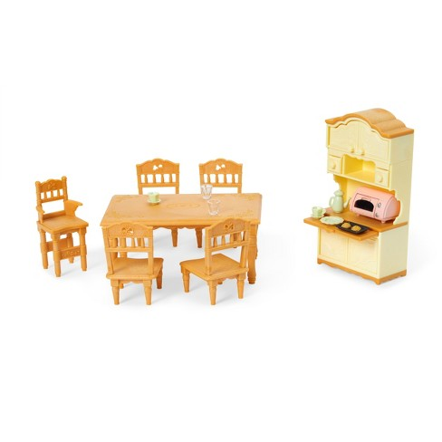 Calico Critters Dining Room Set - image 1 of 4
