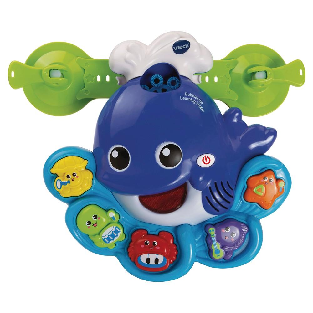 VTech Bubbles the Learning Whale, Purple