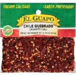 El Guapo Crushed Chili - 0.75oz