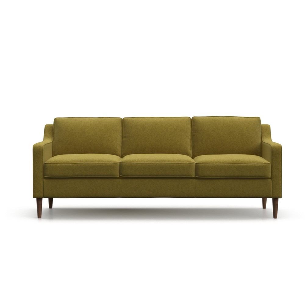 Image of Anita Modern Sofa Wheatgrass Green - AF Lifestlye, Green Green