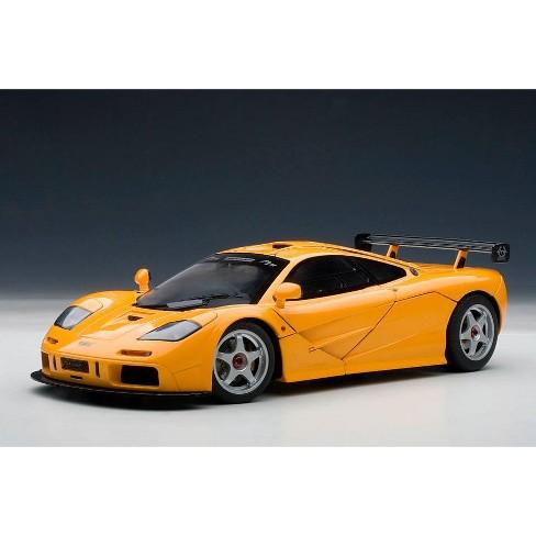 mclaren f1 lm edition historic orange 1/18 diecast car model