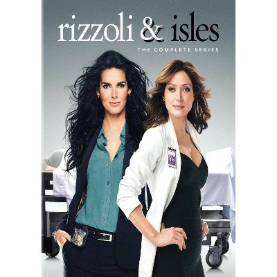 Rizzoli & Isles: The Complete Series (DVD)(2017)