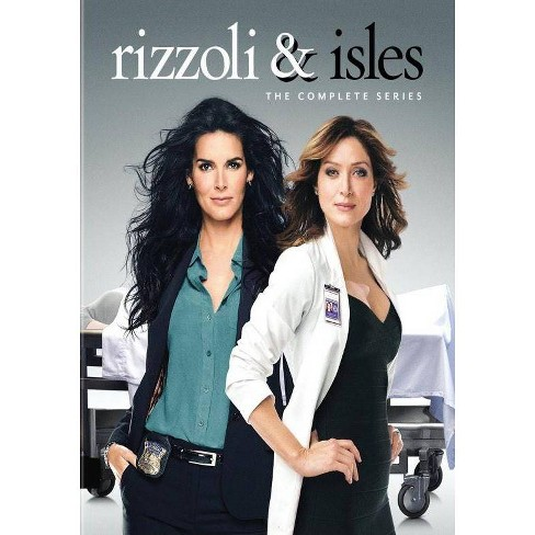 Rizzoli & Isles: The Complete Series (DVD) - image 1 of 1