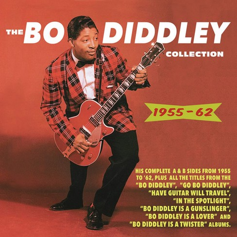 Bo diddley - Bo diddley collection:1955-1962 (CD) - image 1 of 1