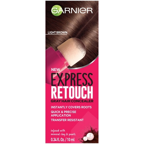 Garnier Express Retouch Gray Hair Concealer - 0.34 fl oz - image 1 of 4