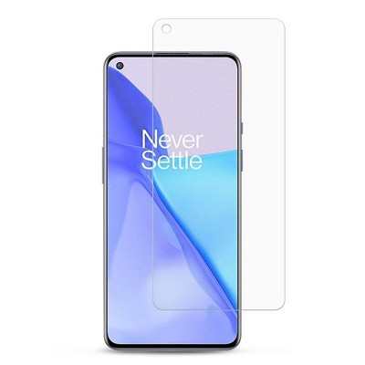 MyBat Tempered Glass Screen Protector (2.5D) Compatible With Oneplus 9 - Clear