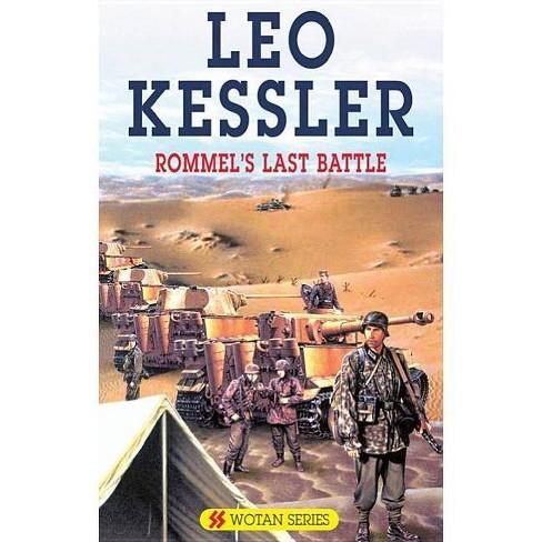Rommel's Last Battle - (Severn House Large Print) by  Leo Kessler (Hardcover) - image 1 of 1