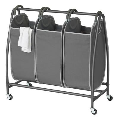 Neatfreak Easy Access Triple Laundry Sorter