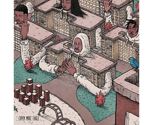 Open Mike Eagle - Brick Body Kids Still Daydream (Vinyl) - image 1 of 1
