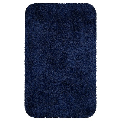 Everyday Solid Bath Rug (20x32)Dancing Blue - Room Essentials™