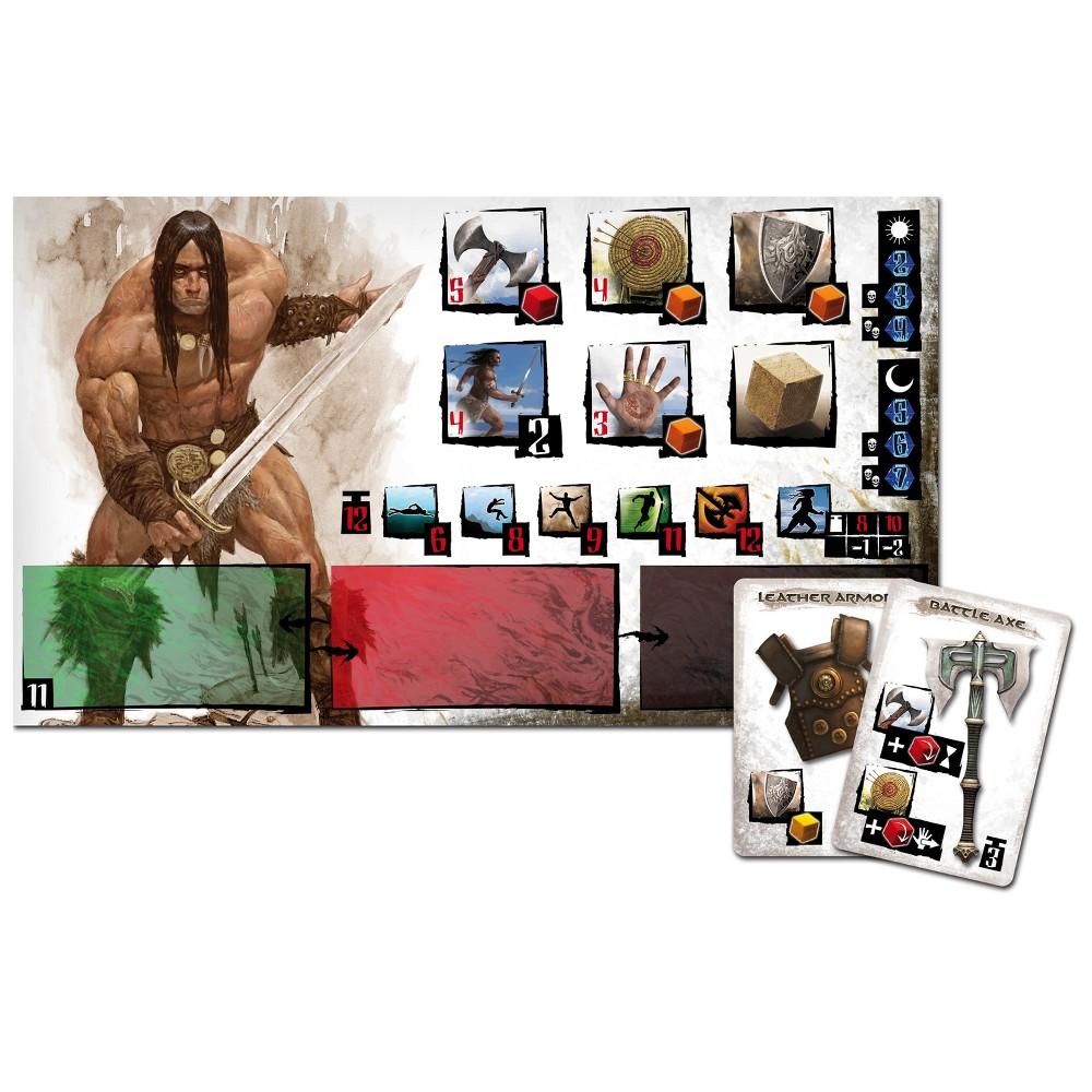 Conan Board Game, Board Games