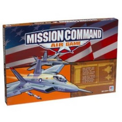 Mission Command - Air Game Board Game
