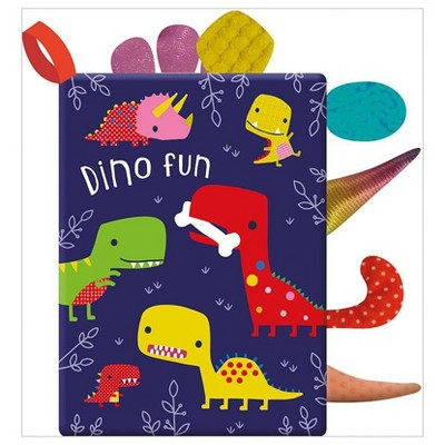 Make Believe Ideas Dino Fun Soft Book