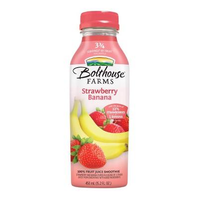 Bolthouse Farms Strawberry Banana - 15.2 fl oz