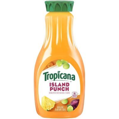 Tropicana Island Punch - 52 fl oz