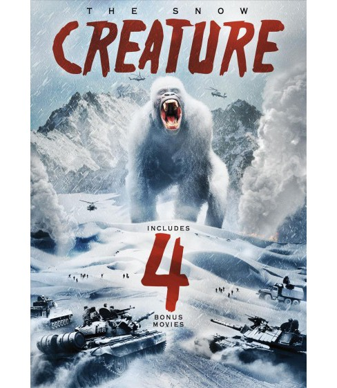 Snow Creature (DVD) - image 1 of 1