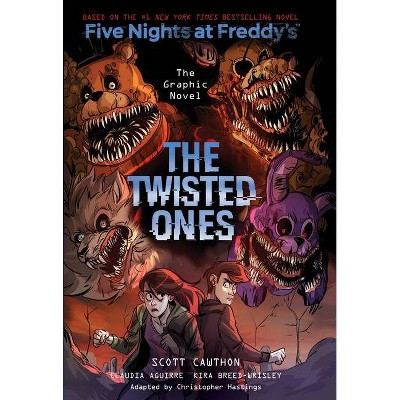 The Twisted Ones (Five Nights at Freddy's Graphic Novel #2), Volume 2 - by Scott Cawthon & Kira Breed-Wrisley (Paperback)