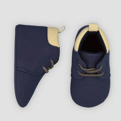 Baby Boys' Desert Boots - Just One You® made by carter's Blue 3-6M