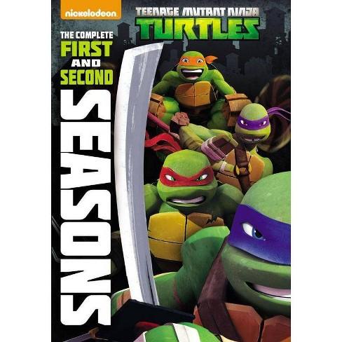 Teenage Mutant Ninja Turtles: The Complete First & Second Seasons (DVD) - image 1 of 1