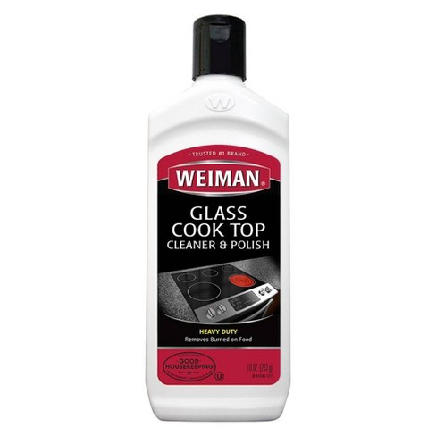 Weiman Gl Cook Top Heavy Duty