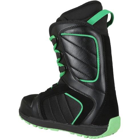 14a6dc8a05b4 M3 Militia Jr. Snowboard Boots Kids Sz 4   Target