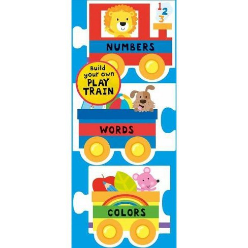 Chunky Set: Play Train - (Chunky 3 Pack) by  Roger Priddy (Board_book) - image 1 of 1