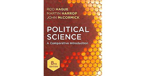 Political Science : A Comparative Introduction (New) (Paperback) (Rod Hague) - image 1 of 1