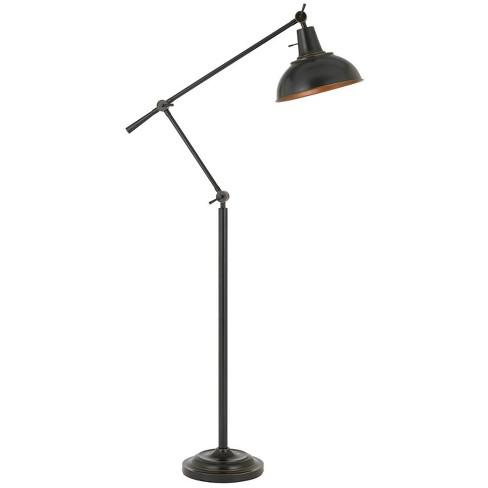 62 Eupen Metal Floor Lamp Dark Bronze Cal Lighting Target