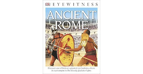 Ancient Rome (Reprint) (Paperback) (Simon James) - image 1 of 1