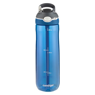 Contigo 24oz Water Bottle Ashland Monaco Blue