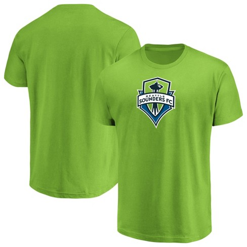 new arrival 1a455 35053 MLS Men's Short Sleeve Top Ranking Core T-Shirt Seattle Sounders - M