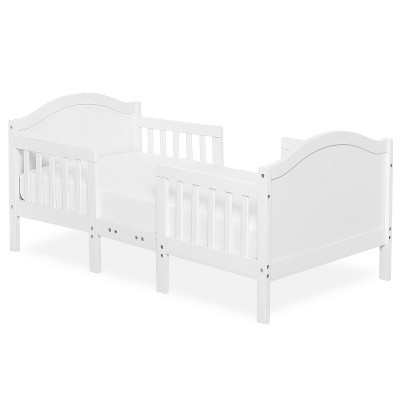 Dream On Me 3-in-1 Convertible Toddler Bed - White