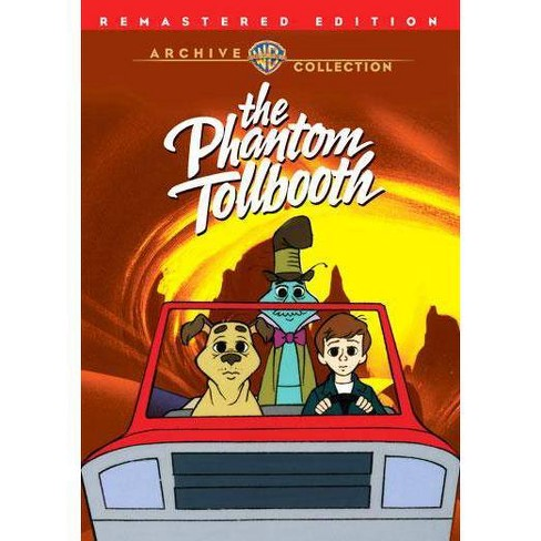 The Phantom Tollbooth (DVD)(2011) - image 1 of 1