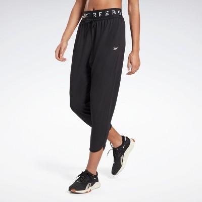 Reebok Lightweight Jersey 7/8 Pants Womens Athletic Pants