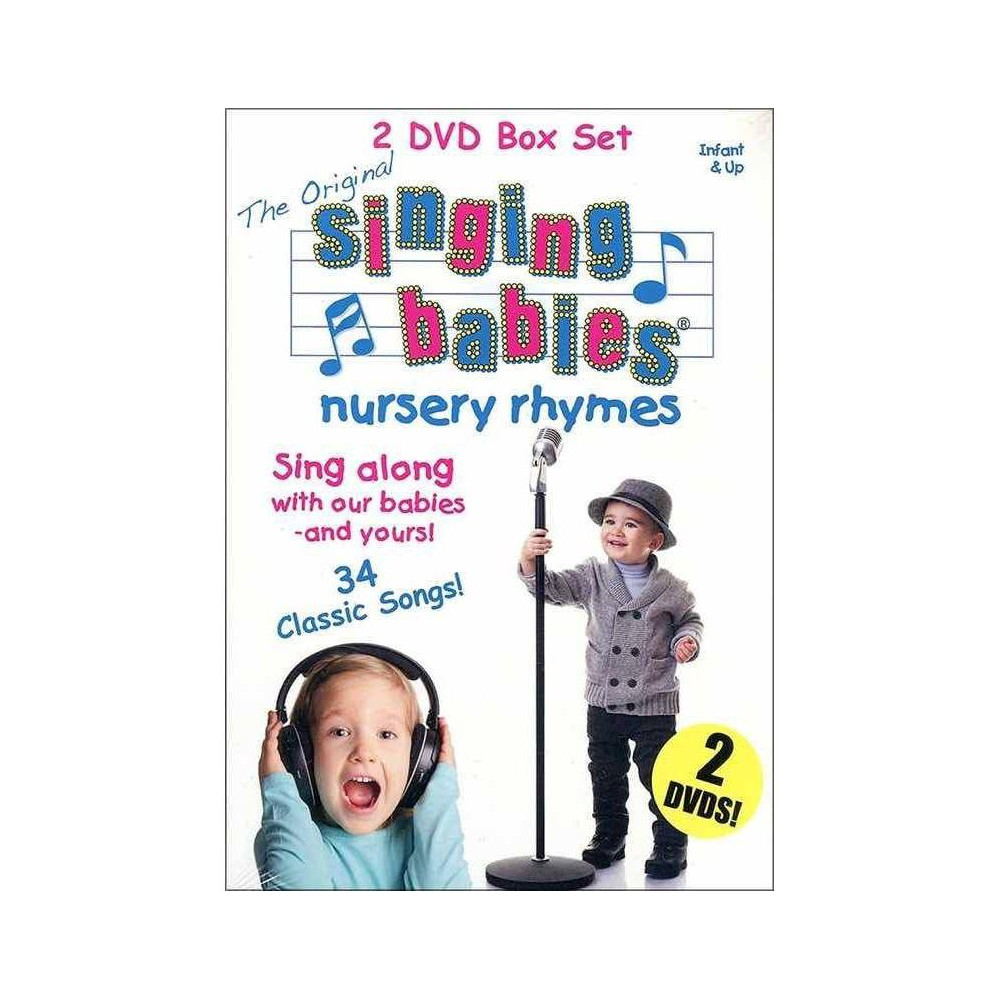 Singing Babies Collection (DVD)(2012)