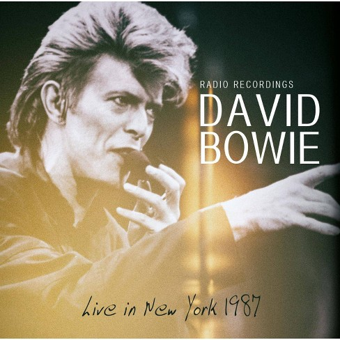 David Bowie - Live In New York 1987 (CD) - image 1 of 1