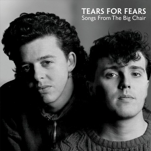 Tears for fears - Songs from the big chair (CD) - image 1 of 2