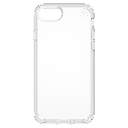 Speck Apple iPhone 8/7/6s/6 Presidio Grip Case - Clear - image 1 of 8