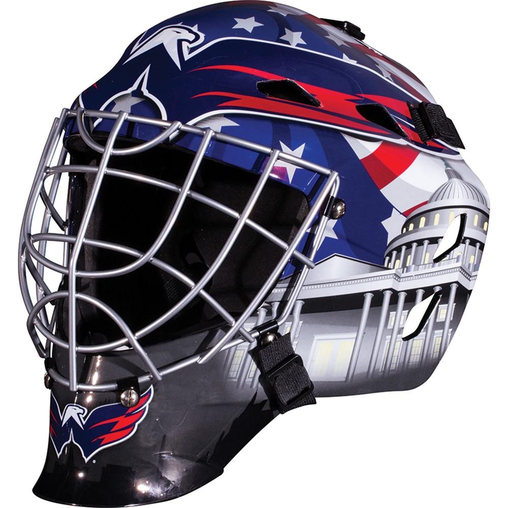 Nhl Washington Capitals Franklin Sports Goalie Helmet