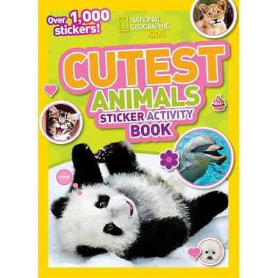 National Geographic Kids Cutest Animals (Paperback) by National Geographic Society (U.S)