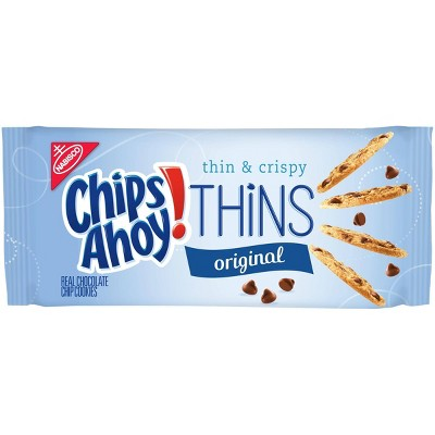 Cookies: Chips Ahoy! Thins