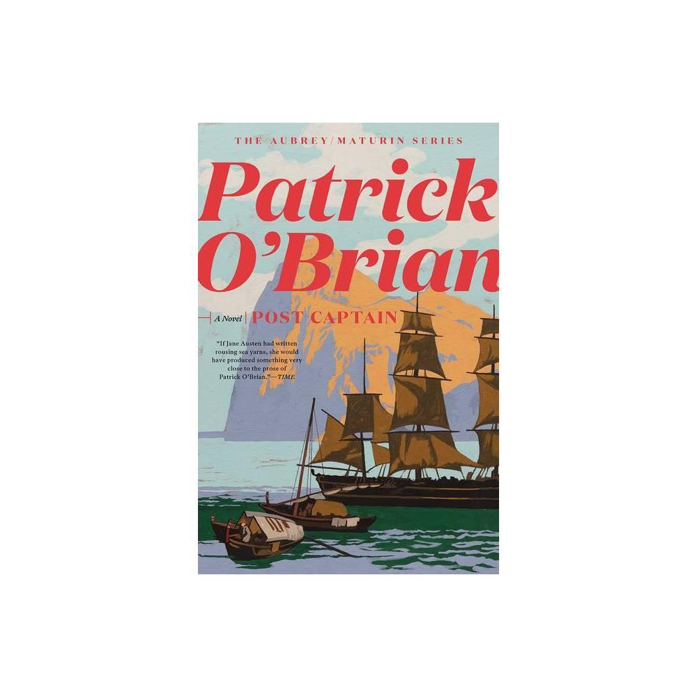 Post Captain Aubrey Maturin Novels By Patrick O Brian Paperback