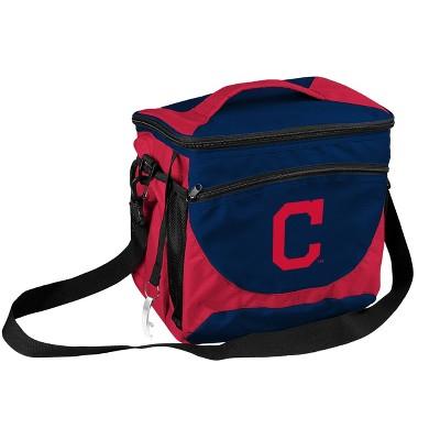 MLB Cleveland Indians Logo Brands 24 Can Cooler - 32qt