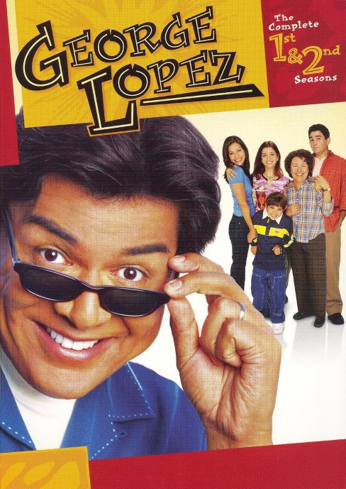 George Lopez: The Complete 1st and 2nd Seasons [4 Discs] - image 1 of 1