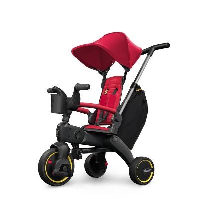 Doona Liki Stroller & Trike S3 - Flame Red