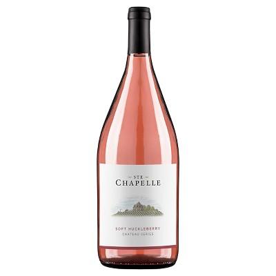 Ste Chapelle Soft Huckleberry Red Blend Wine - 1.5L Bottle