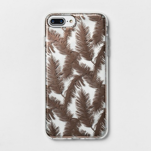 new product e4d6b fb2f0 heyday™ Apple iPhone 8 Plus/7 Plus/6s Plus/6 Plus Printed Feathers Case