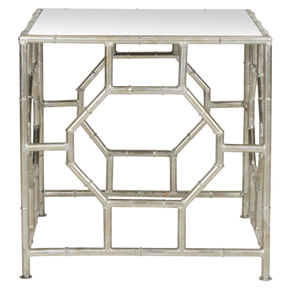 Rory Accent Table Silver - Safavieh