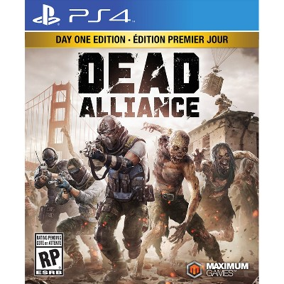 Dead Alliance: Day One Edition PlayStation 4