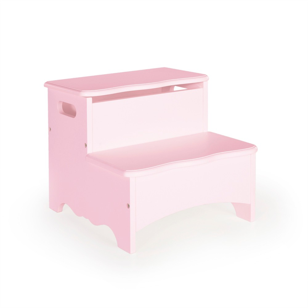 Classic Storage Step Up Pink - Guidecraft